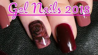 Gel Nail Art Designs Compilation The Best  2018  💓💝