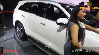 Kia Sorento SX | Now in india launch 2018 | auto expo