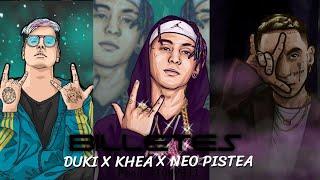 Duki, Khea, Neo Pistea - Billetes (Audio oficial)