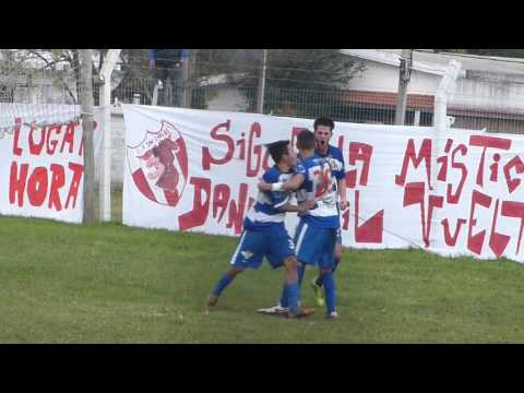 Maldonado Deportes - Gol de Libertad en Sub20 Especial - Santiago Pérez de penal