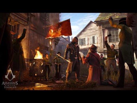 Assassins Creed Синдикат - NVIDIA GameWorks и Системные требования