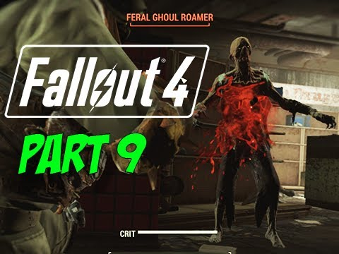 Ghoul Hunter! - Fallout 4 Survival Mode | Part 9