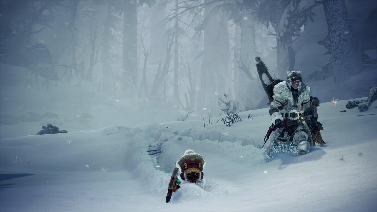 PS4《Monster Hunter World: Iceborne》超大型擴充內容 中文預告