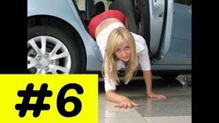 ПРИКОЛЫ #6  Случай на дорогах СМЕШНЫЕ ВИДОСЫ