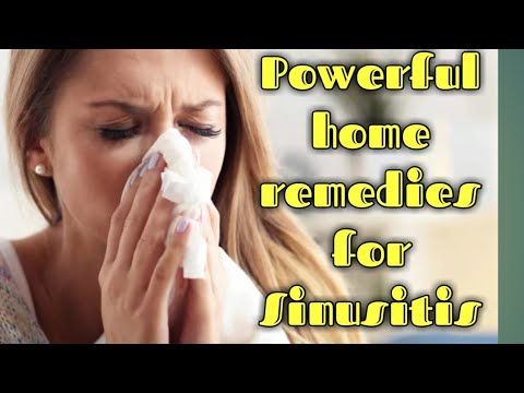 7 Powerful Home Remedies For Sinus That Bring Relief Naturally