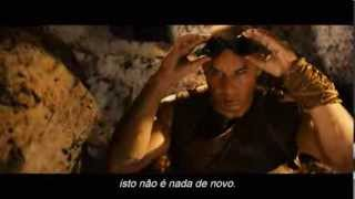 Trailer Riddick - A Ascensão -  PT