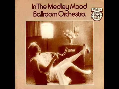 BALLROOM ORCHESTRA in the medley mood 1981