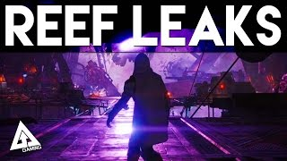Destiny House of Wolves Leaks - NEW Reef Social Space, The Arena Raid and More!