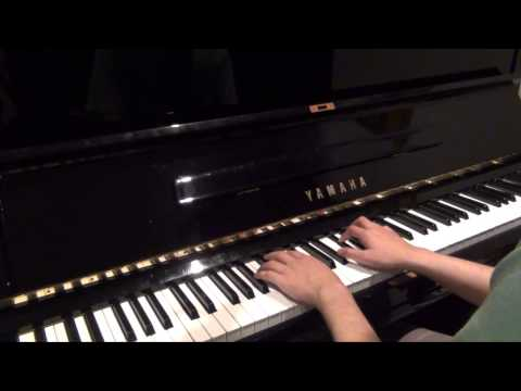 Coldplay - Oceans (piano cover)