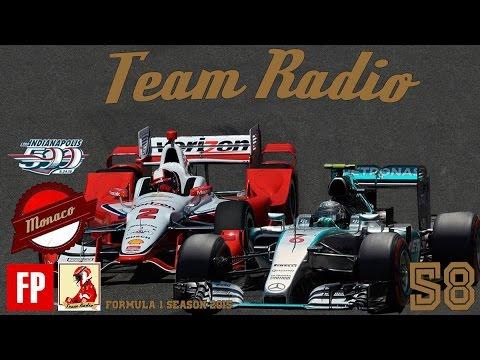 TEAM RADIO - Puntata 58 (GP Monaco 2015)