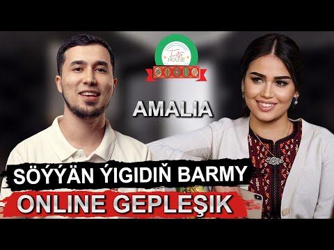 Online gepleşik - Amalia Bilen
