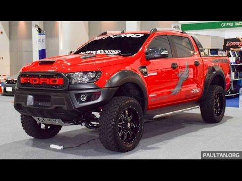 ford ranger raptor youtube. Black Bedroom Furniture Sets. Home Design Ideas