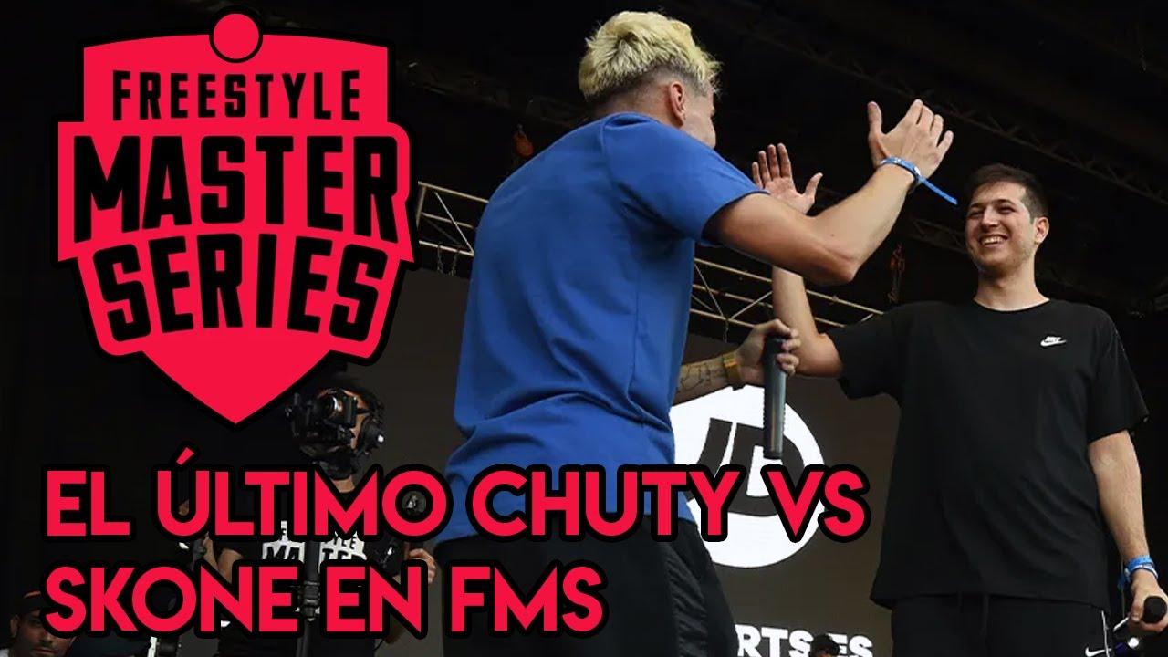 ¡EL ÚLTIMO CHUTY VS SKONE DE LA HISTORIA EN FMS! | CHUTY VS SKONE (FMS ESPAÑA) | VOTACIÓN EN FRF