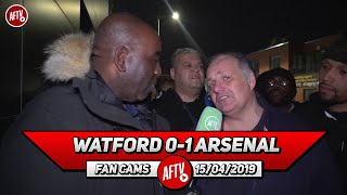Watford 0-1 Arsenal | I Wrote Off Koscielny But He Was OUTSTANDING! (Claude)