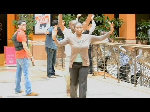 Nairobi shopping mall attack: Key moments and eyewitnesses - no comment Travel Video