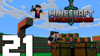 EPIC ROUND + DIAMOND SWORD Minecraft Hunger Games With Jpw EP21!
