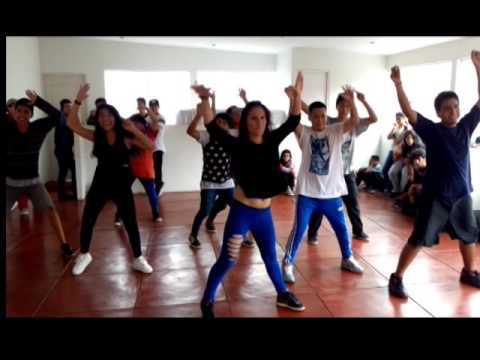 Digame Usted - Kale - NERY PIECHE - WORKSHOP AMOIRA Dance