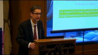Greece Looking Ahead Conference | Energy & Sustainability Club | David Lippeatt