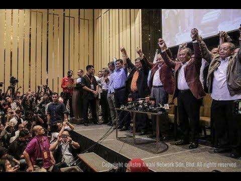 Sidang Media Khas SPR: Pengumuman Keputusan Rasmi PRU14