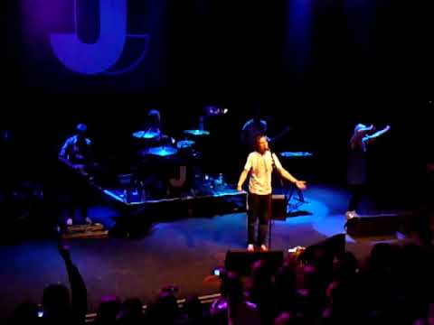 "Just Jack ""The Day I Died"" Live Shepherds Bush Empire London November 2009"