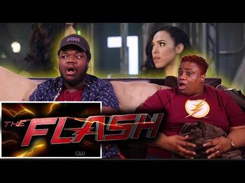 The Flash Season 4 Episode 20 : REACTION WITH MOM!!