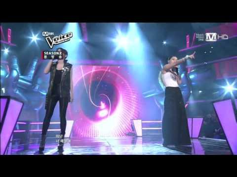 """보이스코리아 시즌2 - [Mnet 보이스코리아2 Ep.7] 이나겸vs이소리 - """"보여줄게"""""""