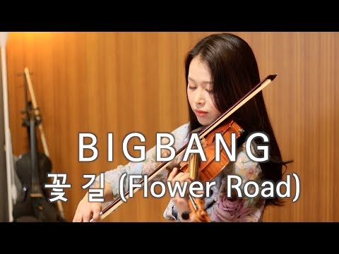 빅뱅BIGBANG꽃길Flower Road VIOLIN