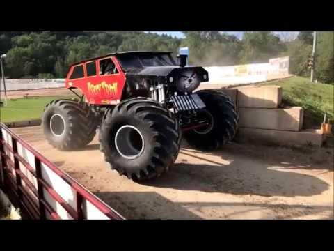Accord Speedway Monsters In The Catskills Monster Truck event 8/10/19