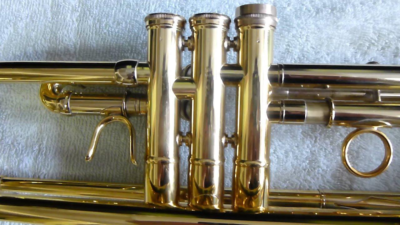 Trumpet For Sale : used adams a5 trumpet for sale youtube ~ Vivirlamusica.com Haus und Dekorationen