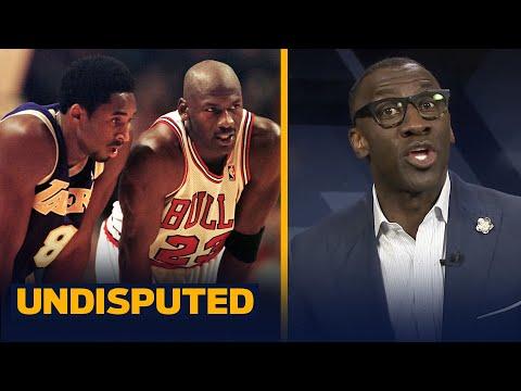 Michael Jordan admits Kobe was
