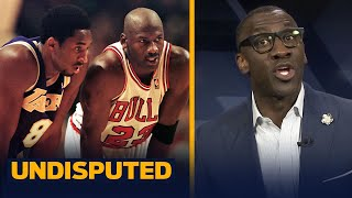 "Michael Jordan admits Kobe was ""maybe tougher than I was"" - Skip & Shannon react 