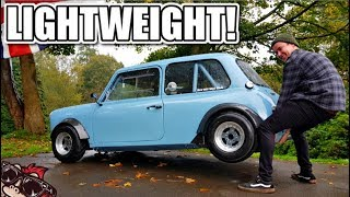 ? TURBOCHARGED POCKET ROCKET - MINI TURBO REVIEW