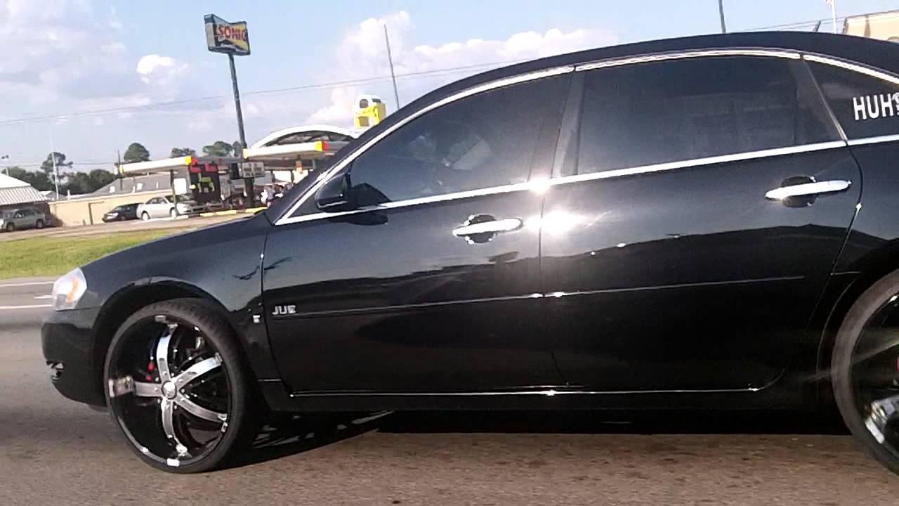 Impala Flippin On 22 S Youtube