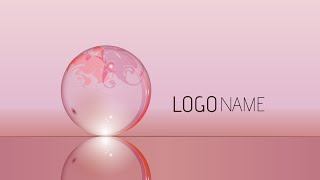 Adobe Illustrator CC | 3D Logo Design Tutorial (Crystal Marble Ball)