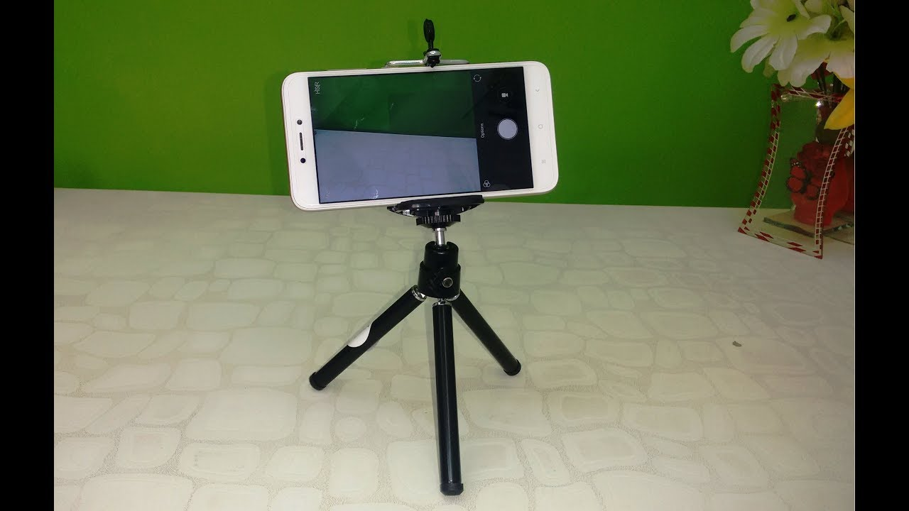 Budget Mini Tripod For Mobile Camera Smiledrive Hands On Tripot Universal Monopod Kamera Dslr Gopro Hp Youtubers