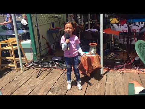 Secret Love Song (Little Mix & Jason Derulo) Cover By 6 Year Old #MaleaEmma