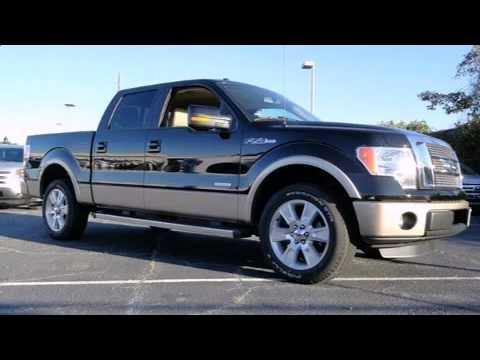 2011 ford f 150 lariat in savannah ga 31406 youtube. Black Bedroom Furniture Sets. Home Design Ideas