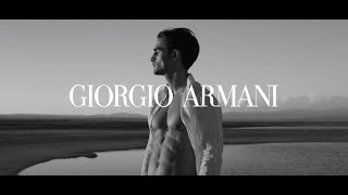 #armanibeauty #acquadigio #acquadigioprofondointroducing acqua di giÒ profondo, the new marine intensity by giorgio armani. iconic fragrance reinvented t...