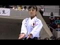空手の形に心を洗われる映像(観空大)Touching Karate Kata (Kanku-dai)