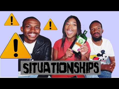 SITUATIONSHIPS (from A MALE Perspective)   South African YouTuber #Roadto1k