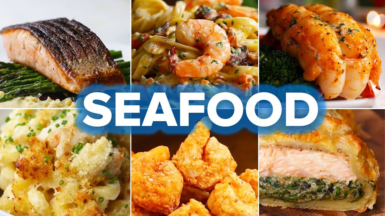 maxresdefault - 7 Recipes For Seafood Lovers