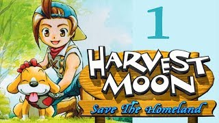 Harvest Moon: Save the Homeland ★ Part 1 ★