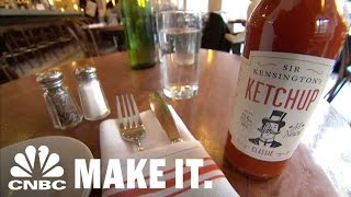 How One Ketchup Company Is Taking On Heinz And Hellmann's | CNBC Make It.