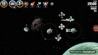 Angry Birds - Star Wars : Death Star 2 (part 1)