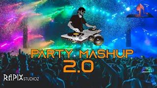 Party Mashup 2 | DJ mix on English - Tamil - Hindi - Telugu - Malayalam songs | S5B3 | Rapix Studioz