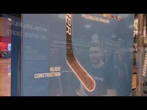 MyBauer Custom Hockey Sticks!
