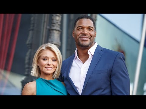 Michael Strahan on Relationship With Kelly Ripa After 'Live': 'At One Point I Think We Were Frien…