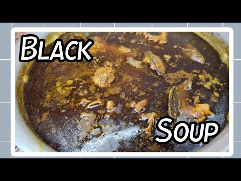 Download How to make black soup.