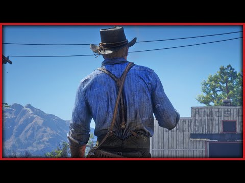 SURPRISING Players with THE REAL ARTHUR MORGAN - Red Dead Redemption 2 Roleplay