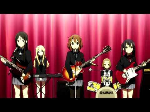 Houkago Tea Time - Tenshi ni Fureta yo! (Asterisk DnB Remix)